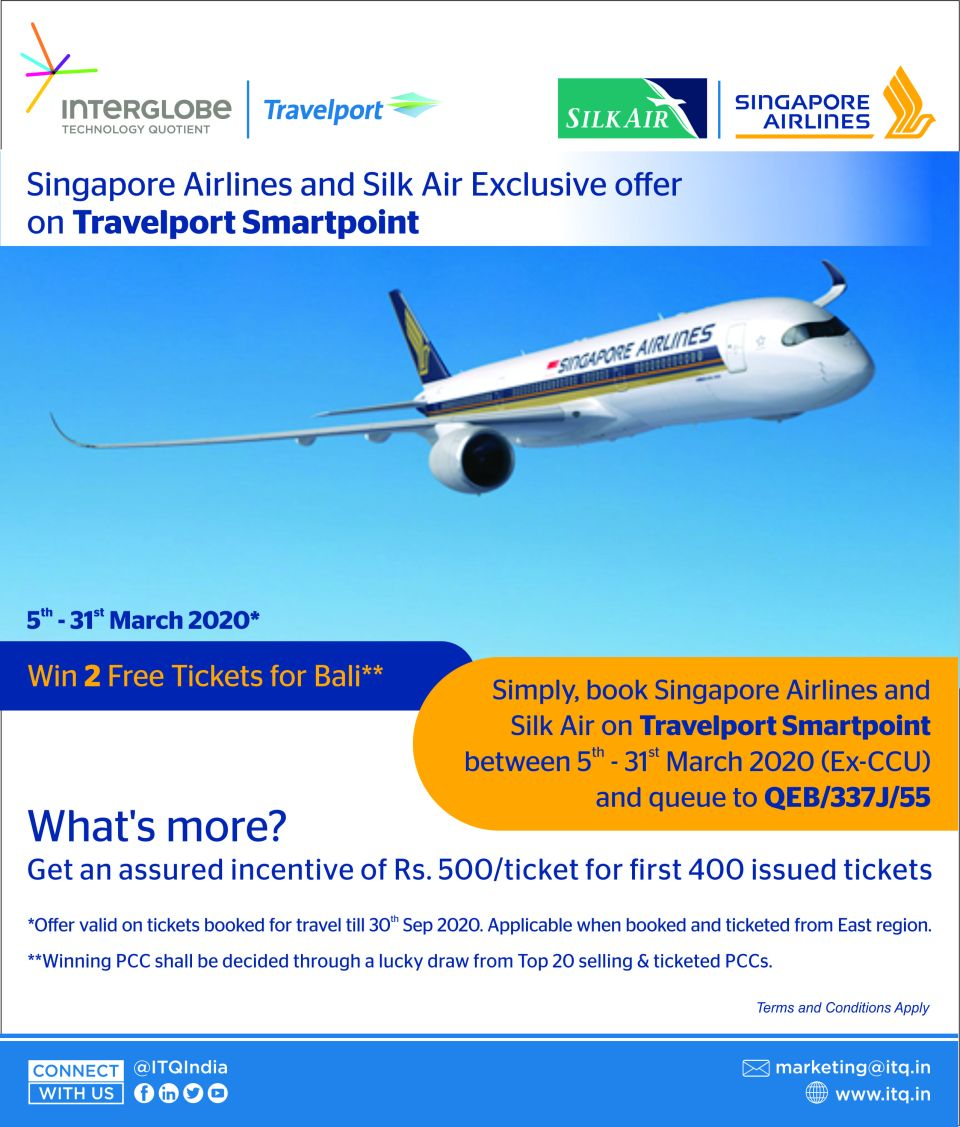 Singapore Airline _Promotion