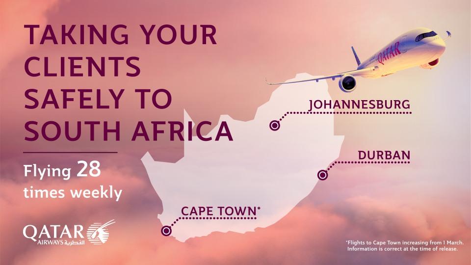 Qatar Airways - Message